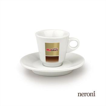 italienische espressotassen von molinari g nstig kaufen bei neroni. Black Bedroom Furniture Sets. Home Design Ideas
