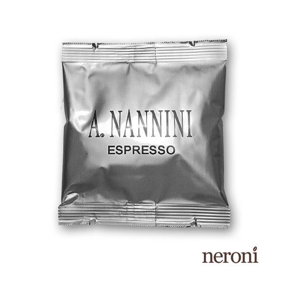 A. Nannini Espresso, Set mit 150 E.S.E Pads (Cialde, Servings, Pods)