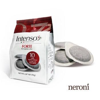 Intenso Forte Espresso, Tütchen mit 10 E.S.E Pads