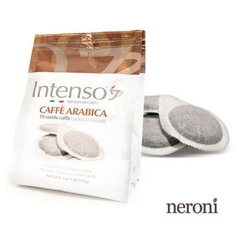Intenso Arabica Espresso, Set mit 12 x 10 E.S.E Pads