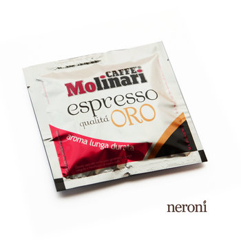 Molinari Oro Espresso, Set mit 36 E.S.E Pads